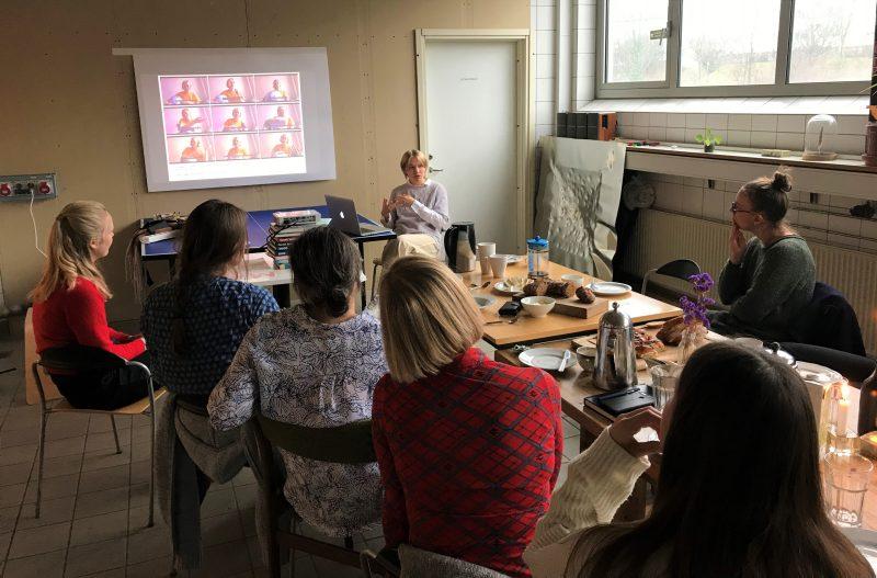 AaBKC Social med Madeleine Andersson d. 28. november 2019