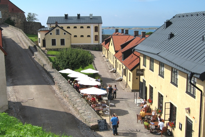 Fästningens vandrarhem