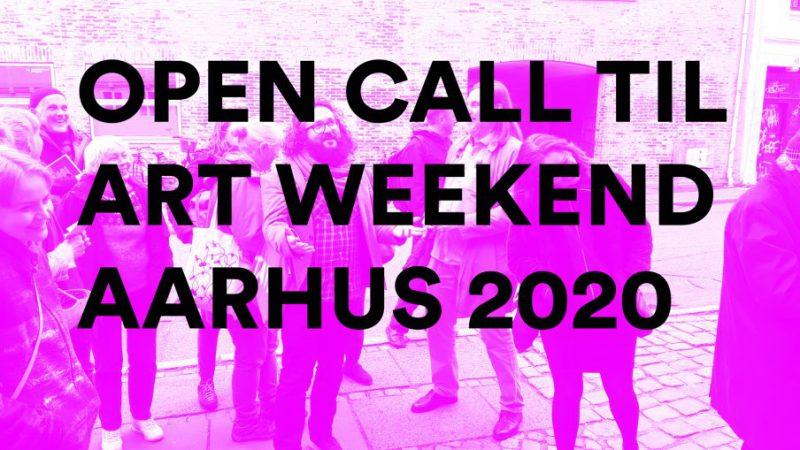 Aarhus Art Weekend