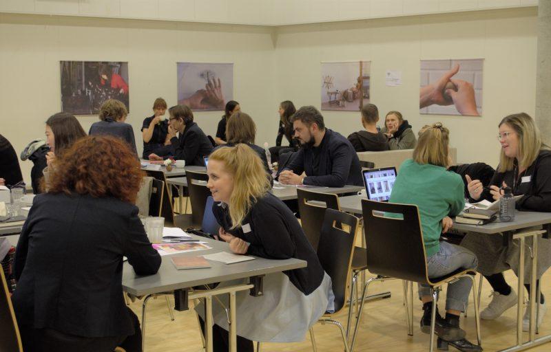 Art Weekend Aarhus, portfolio review