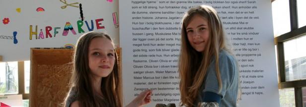 Helene og Mai