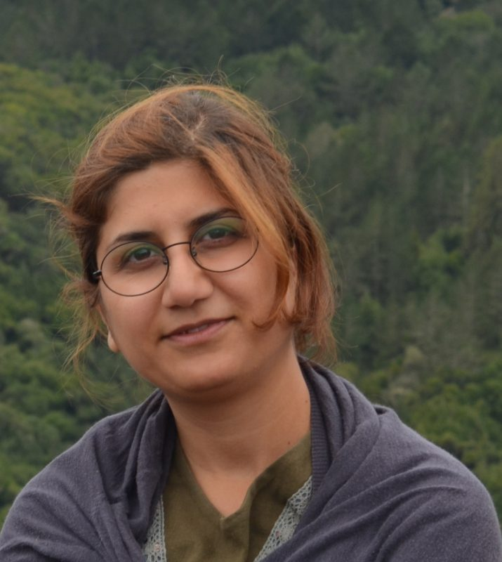 Mona Aghababaee